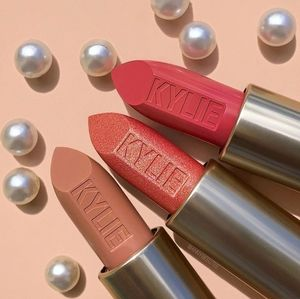 Kylie Under the Sea limited edition lipstick trio